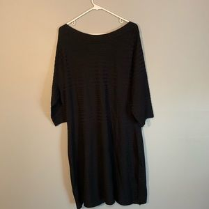 Ribbed Sweater Dress - NWT